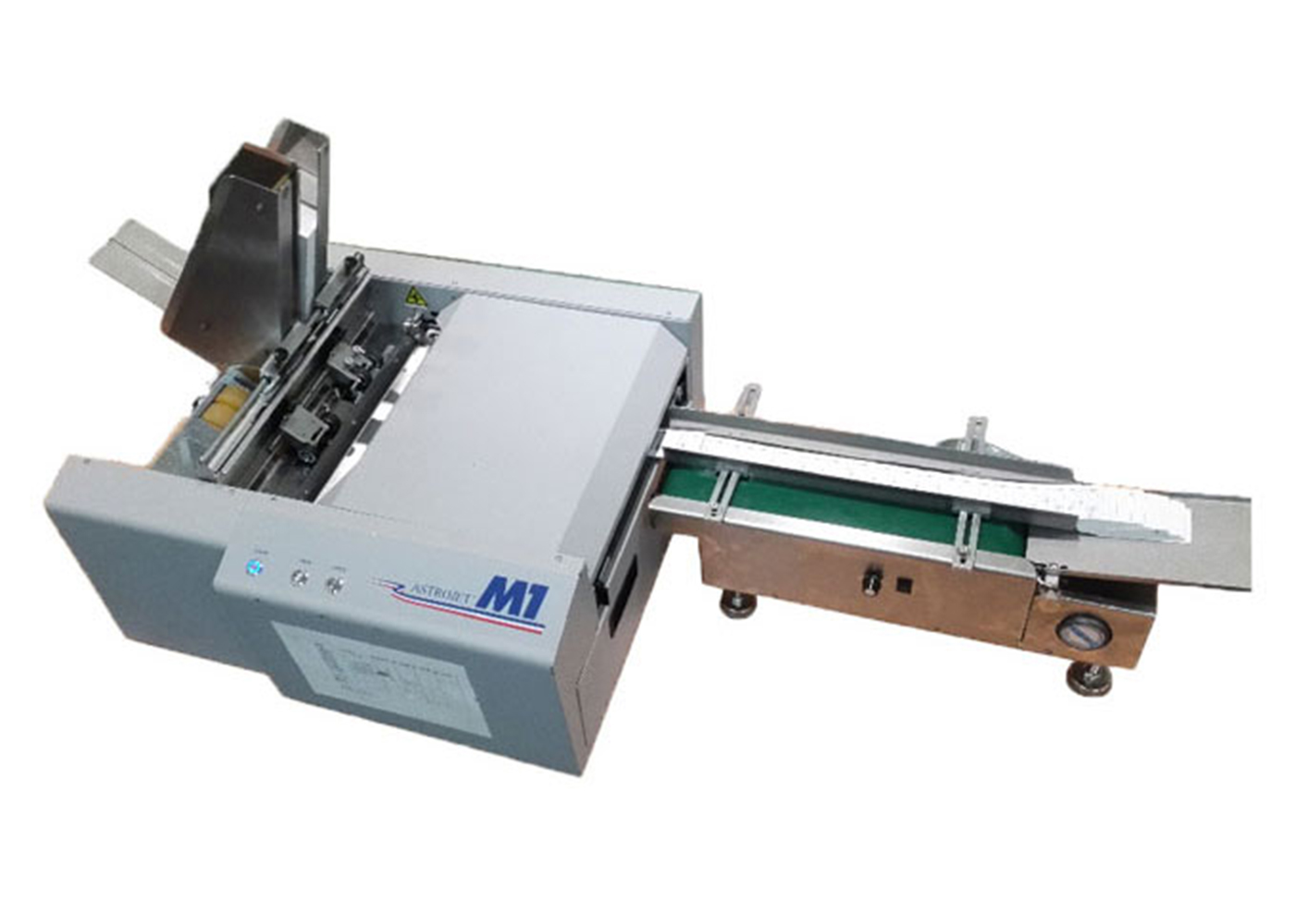 AJM1-T 单个服装吊牌打印机