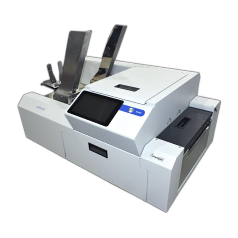 高速單片服裝吊牌厚卡打印機AJS1
